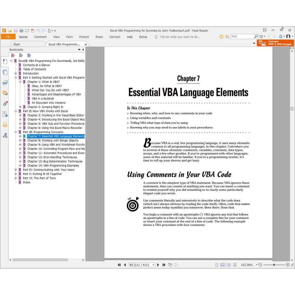 Excel VBA Programming for Duxxies by John Walkenbach eBook