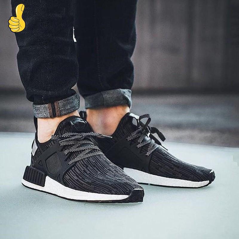 86e6ed75 Ready Stock 100%Original Adidas NMD XR1 Primeknit Oreo Men/Women Runing  Shoes 删除