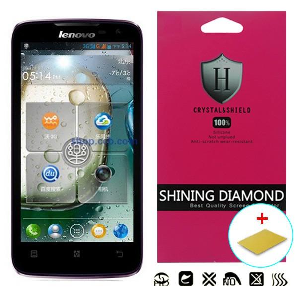 100% genuine Diamond Screen Protector For Lenovo A820