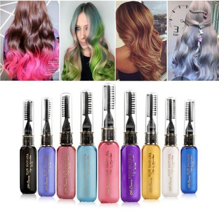 One Time Hair Color Hair Dye Temporary Non Toxic Diy Hair Color Makeup Mascara