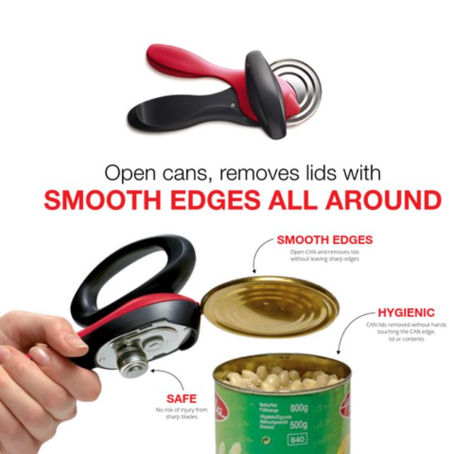 TUPPERWARE CAN OPENER with extra free tupperware🎁