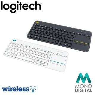 Logitech K400 Plus Wireless Touch Keyboard | Shopee Malaysia
