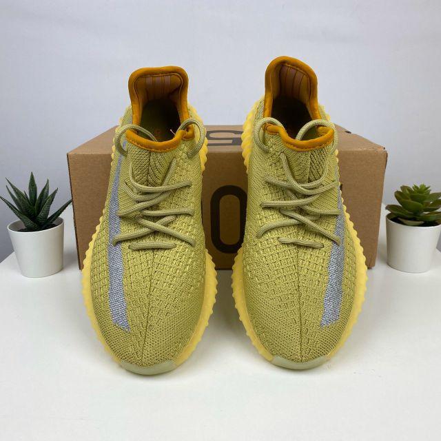 💥READY STOCK💥Adidas Boost 350 V2 Marsh Running Shoes Kasut Lelaki Premium