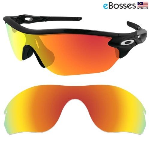 fbb2fceb9e062 eBosses Polarized Replacement Lenses for Oakley RadarLock Edge Sunglasses
