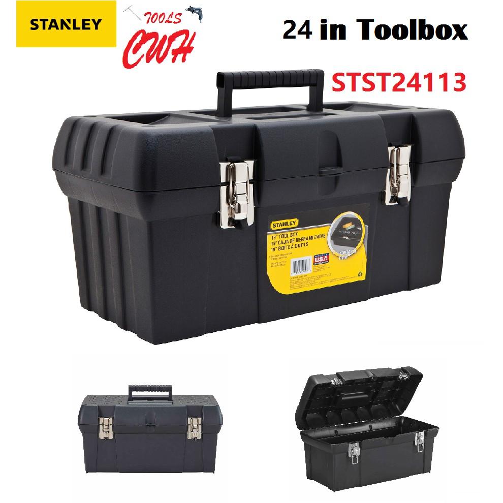 """STST24113 STANLEY 24"""" 2000 SERIES TOOL BOX STORAGE ORGANISER 70-563 70563 STST 24-113 24113"""