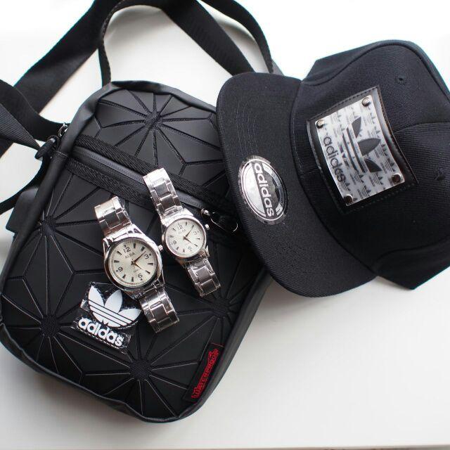 ce935073bc Adidas Medium 3 Stripes Shoe Bag