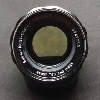 SMC Takumar 50mm F1 4 | Shopee Malaysia