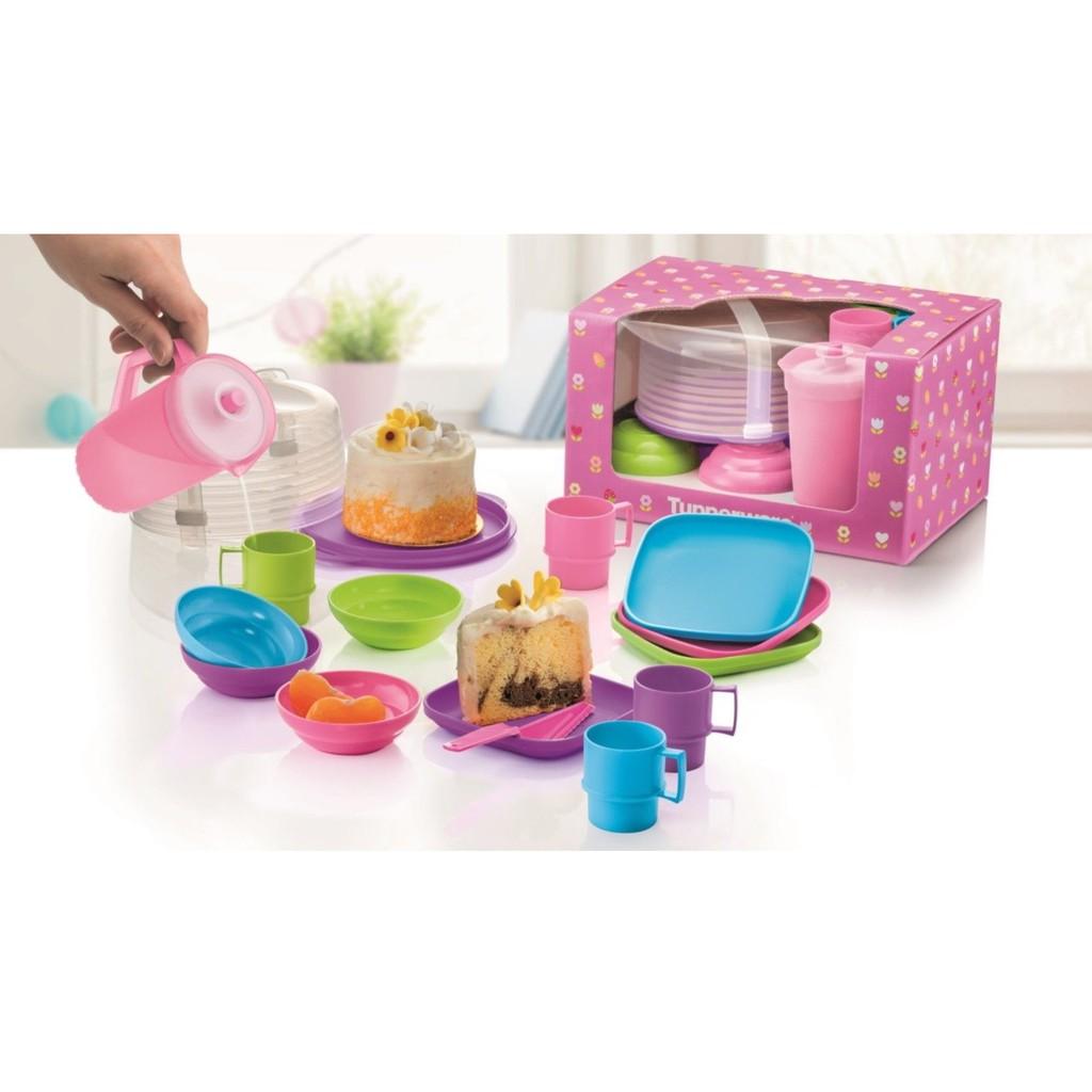 Tupperware Mini Party Picnic Set