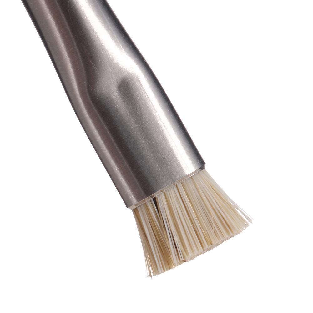 1PCS PCB Dust Clean Soft BGA Rework Anti-static Fan-shaped Brush