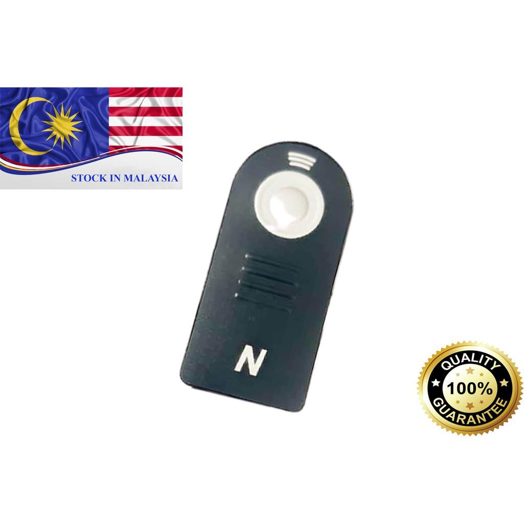 Wireless Remote Control ML-L3 For Nikon DSLR (Ready Stock In Malaysia)