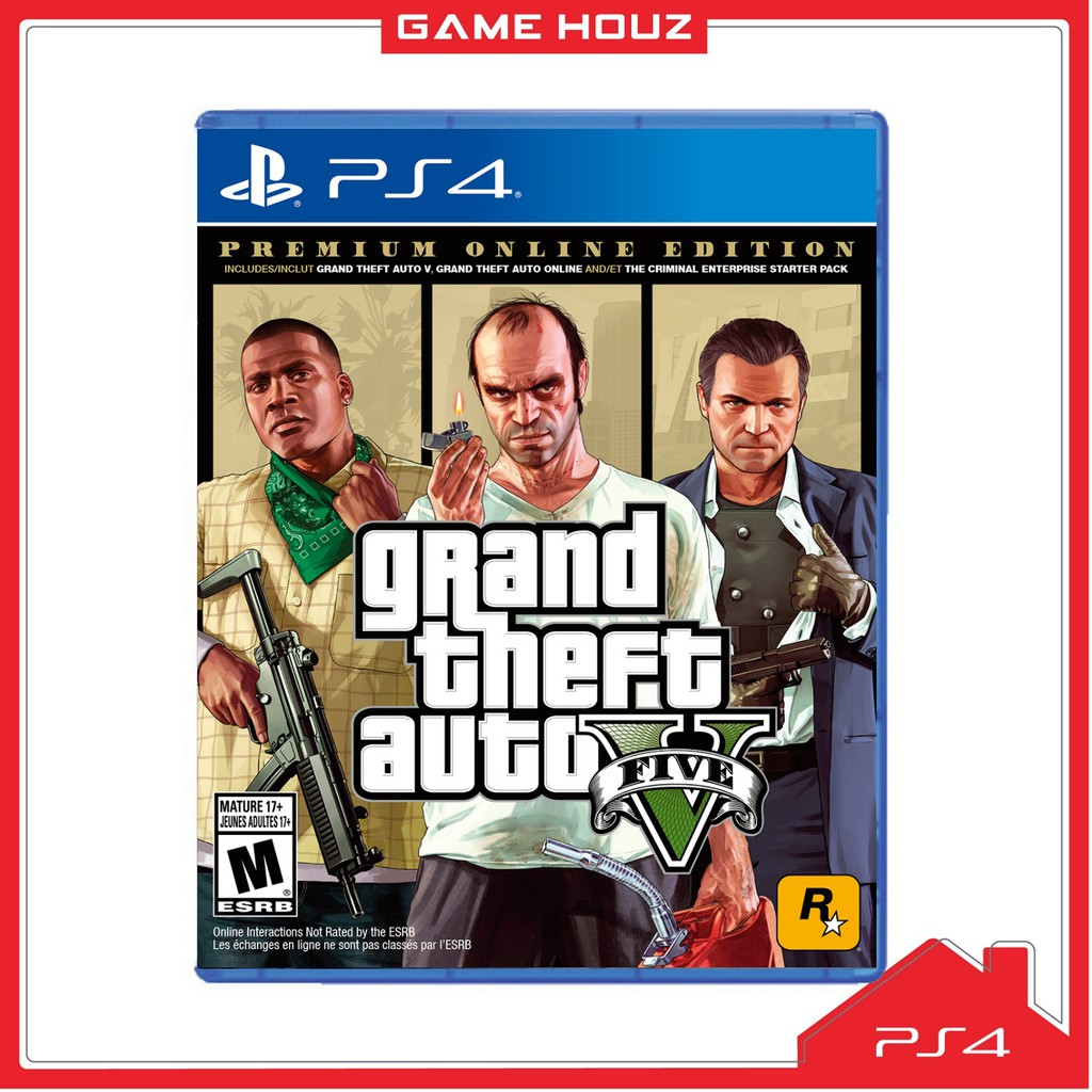 grand theft auto v premium online edition single player