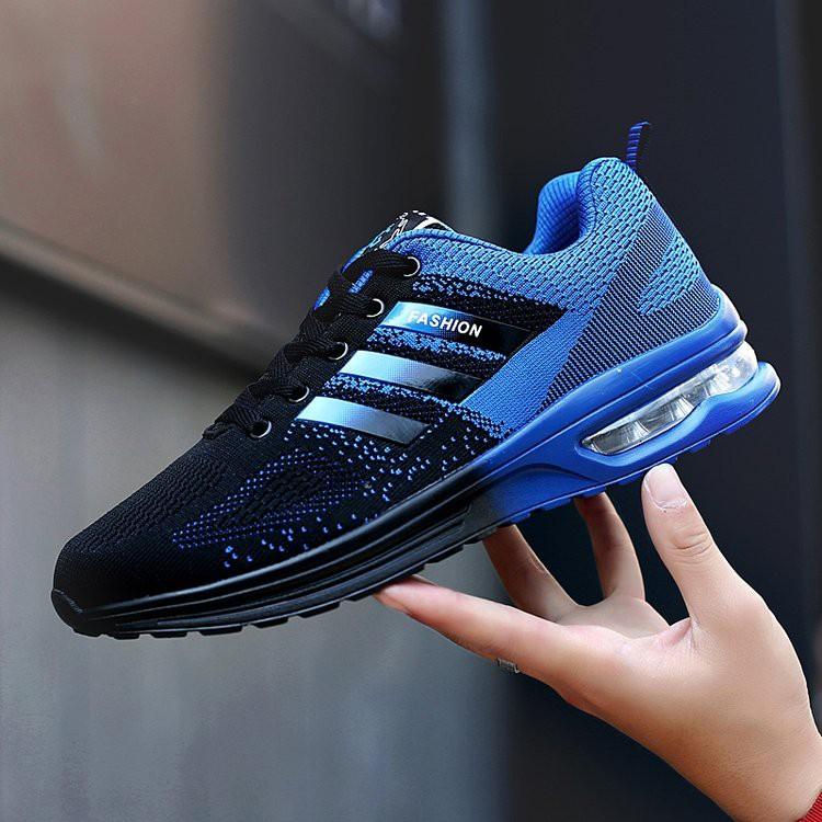06e1b3af154c32 Ready Stock Puma XS500 TK Fade Shock-absorbing Running Shoes Men Black Shoes