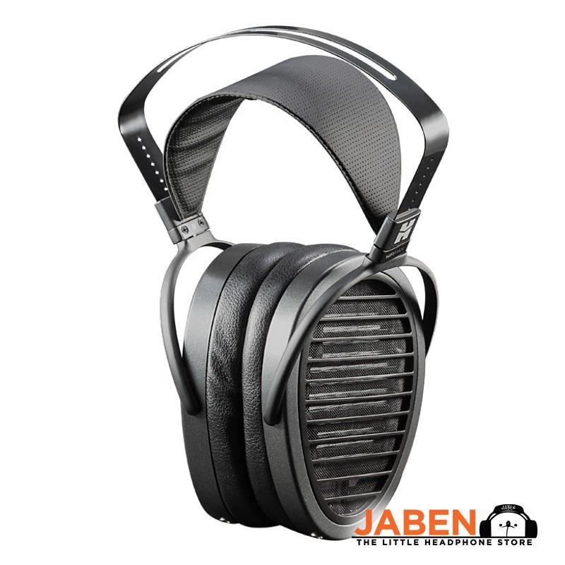 HIFIMAN Arya Hi-Res Planar Magnetic Detachable Cable Ergonomic Open Back Over-Ear Headphones [Jaben]