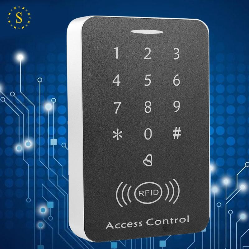 Security & Protection Aspiring Metal Case Ip66 Waterproof 125khz Rfid Em Card Fingerprint Standalone Access Control Wiegand Output 3000 Users