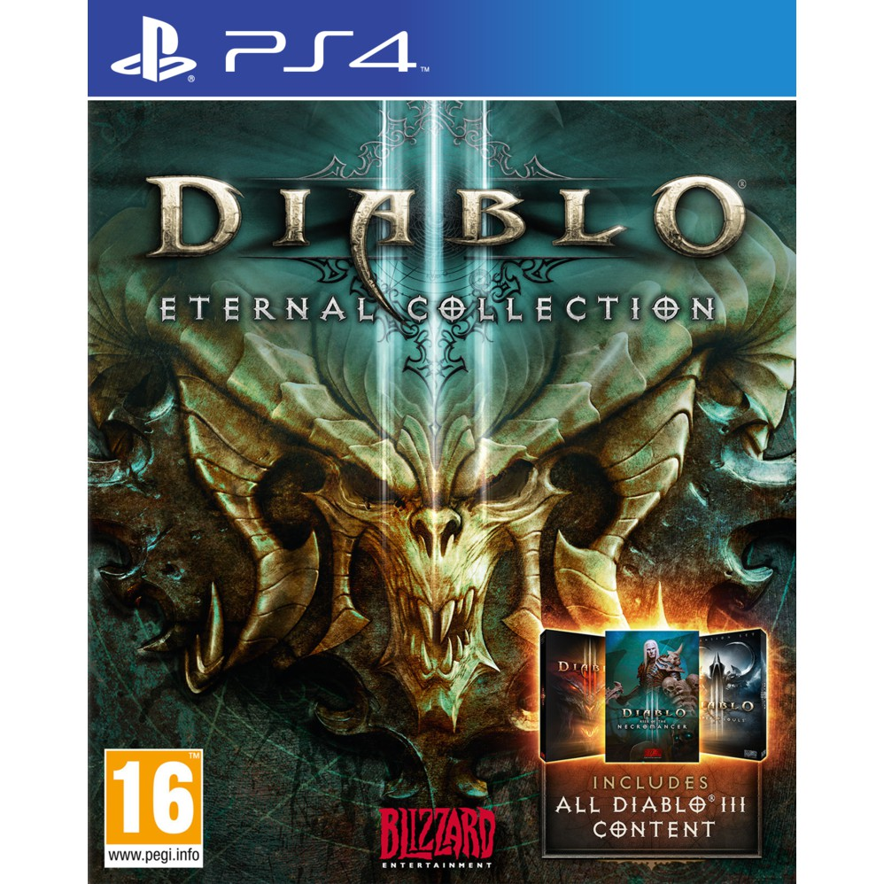 PS4 Diablo 3 Eternal Collection(R2)(English)(New)