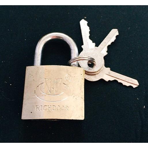 RICHDOOR Electroplated Security Padlock RD233 32mm
