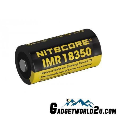 AW IMR 14500 Li-Ion Batterie 700 mAh 3,7 V FLAT