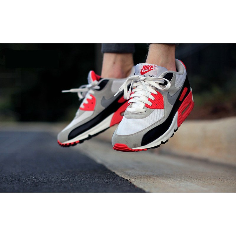low cost 91e6d a206f Original Genuine NIKE AIR MAX 90 ULTRA 2.0 FLYKNIT Men's Running Shoes