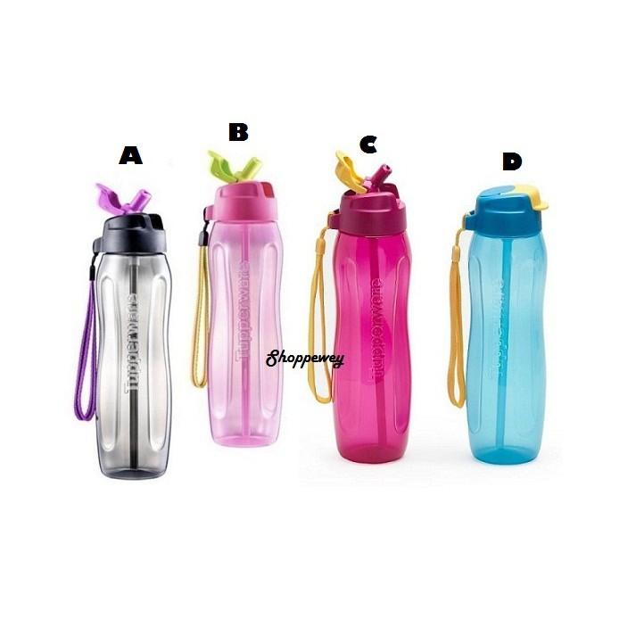 Tupperware - Eco Bottle 750ml Straw/no straw