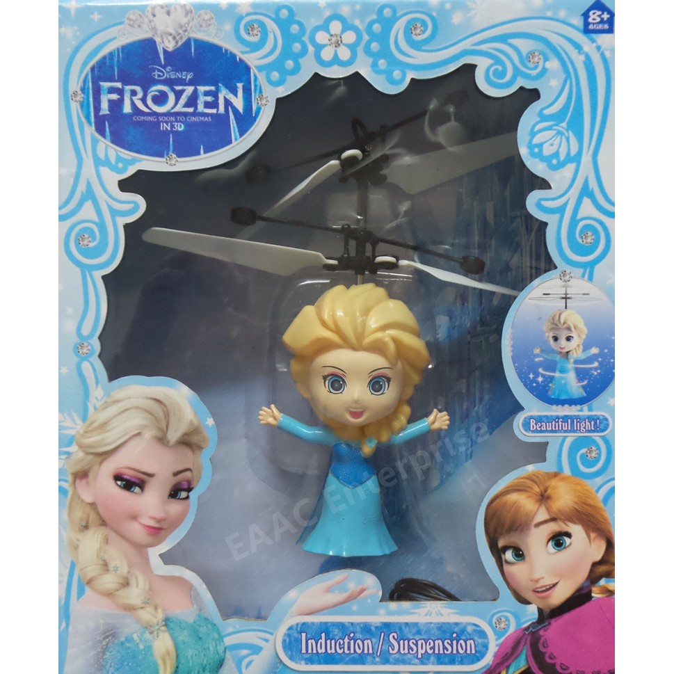 CLEARANCE!!! Frozen Induction / Suspension Helicopter Quadcopter