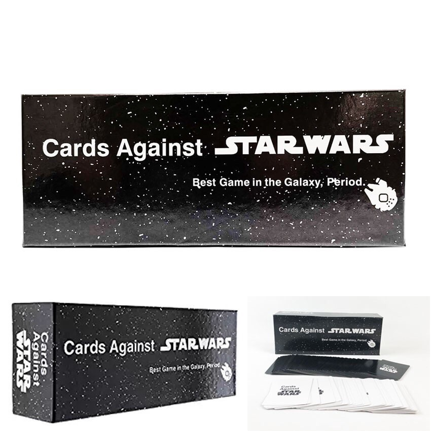 Cards Against Humanity parody *NEW* CARDS AGAINST STAR WARS