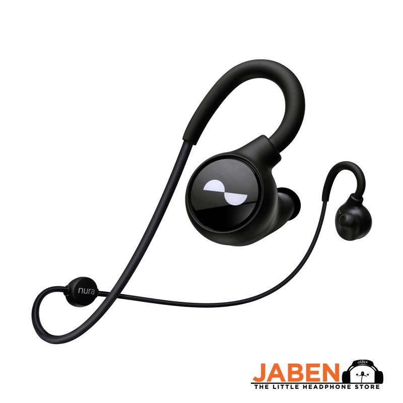 Nura Nuraloop Active Noise Cancelling AI Sound Profile EQ Bluetooth Aux Mode In-Ear Earphones [Jaben]
