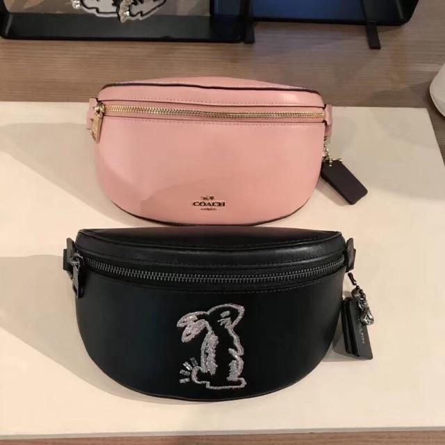 c0ddab7004e8 Coach Selena belt bag F39316 full set