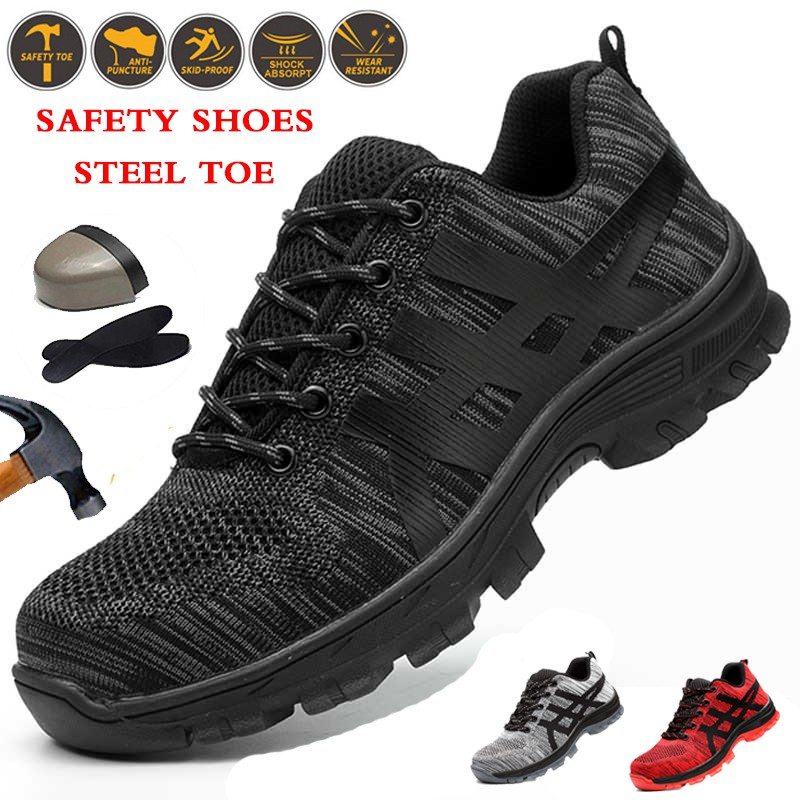 8b58e58828b Outdoor hiking shoes men's non-slip shock absorber shoes wear low ...