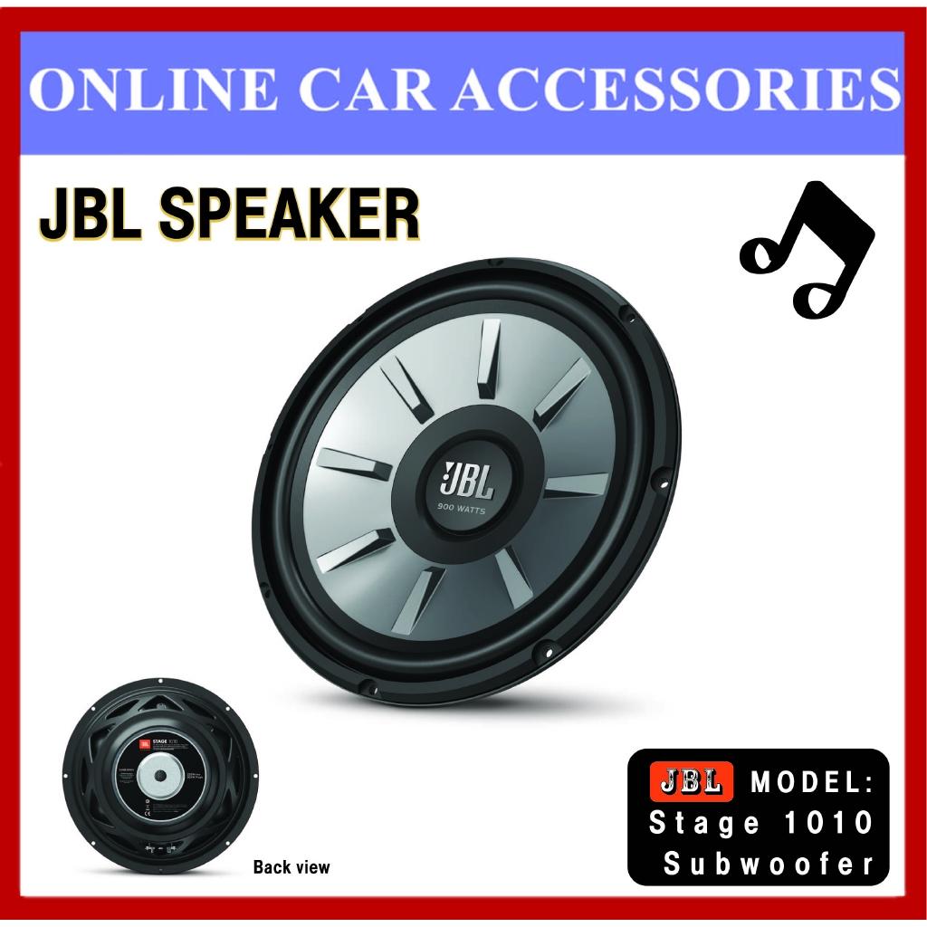 """JBL Stage 1010 10"""""""" Car Audio Subwoofer"""