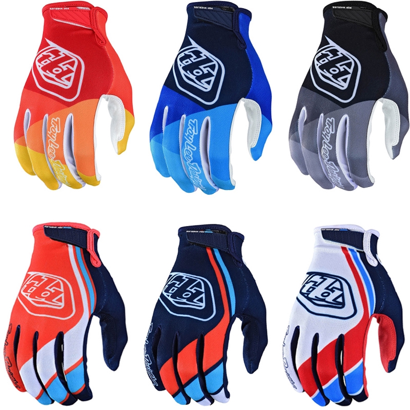 Full-Finger Racing Motorcycle Gloves MTB Bike Mittens Off-Road Riding Gloves Outdoor Sports Gloves