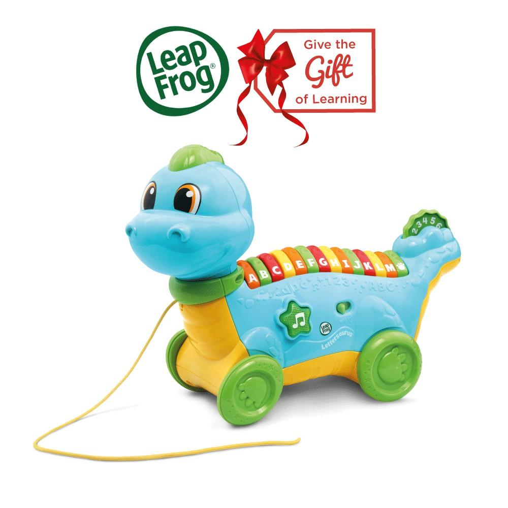 LeapFrog Lettersaurus