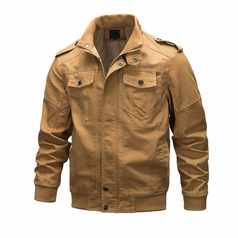 Hiking Jackets M65 Uk Us Outdoors Men S Winter Army Military Tactical Clothes Outdoor Windbreaker Thermal Flight Pilot Coat Hoodie Field Jacket Hiking Clothings