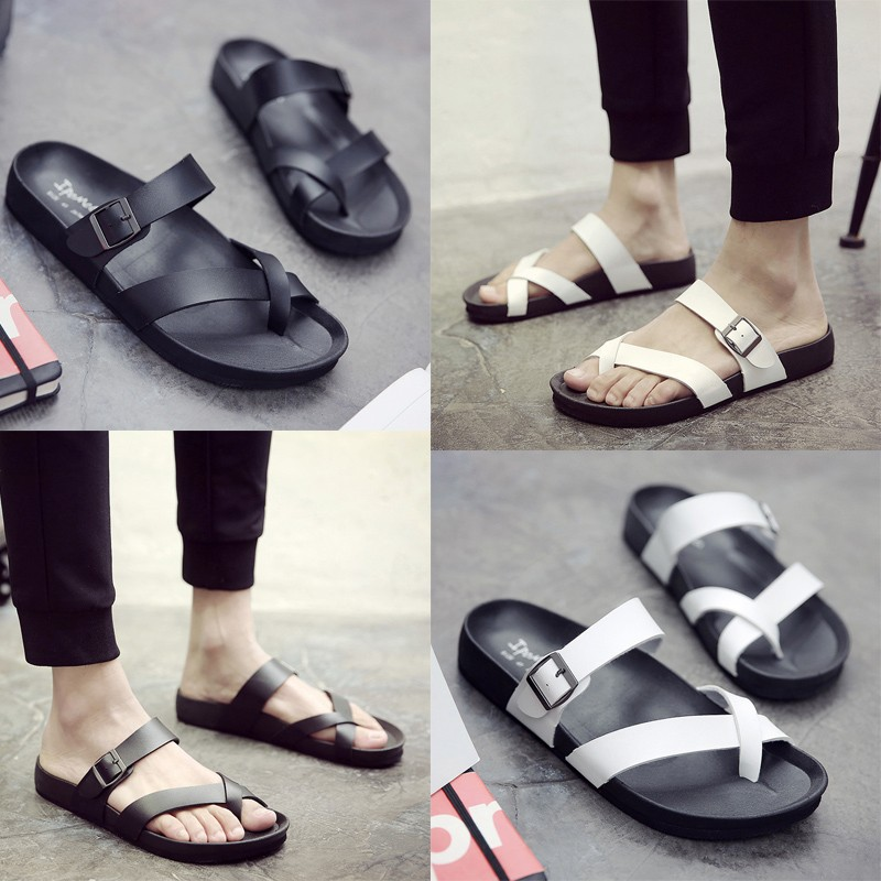 e16c23a0561ead Sandal Men Shoes Casual summer Comfortable EVA Anti-Slip Beach Sandal 3  Color