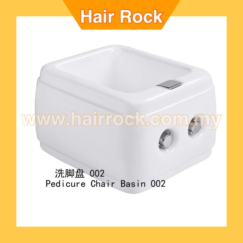 Acrylic Pedicure Sink / Tub for Spa and Nail Salon