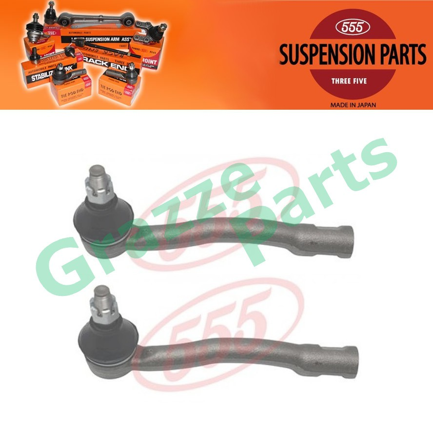 (2pc) 555 Japan Tie Rod End Set SE-2821 for Toyota Camry ST171