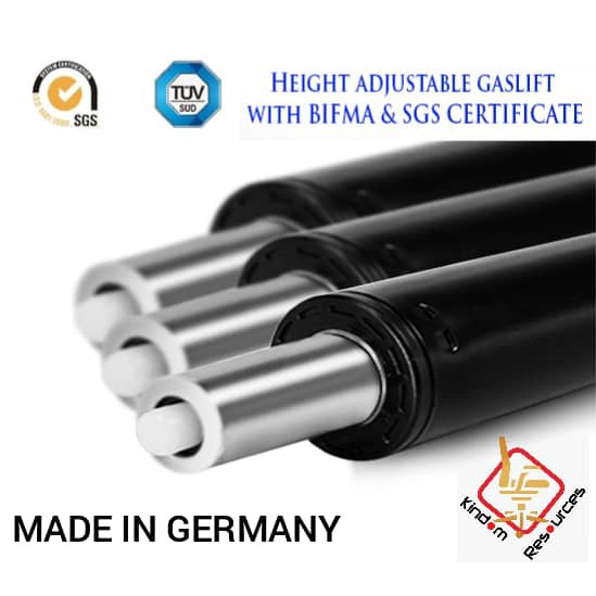 (LIFETIME WARRANTY) Made In GERMANY Office Chair Gaslift Office Chair Hydraulic Gas Pum Replacement