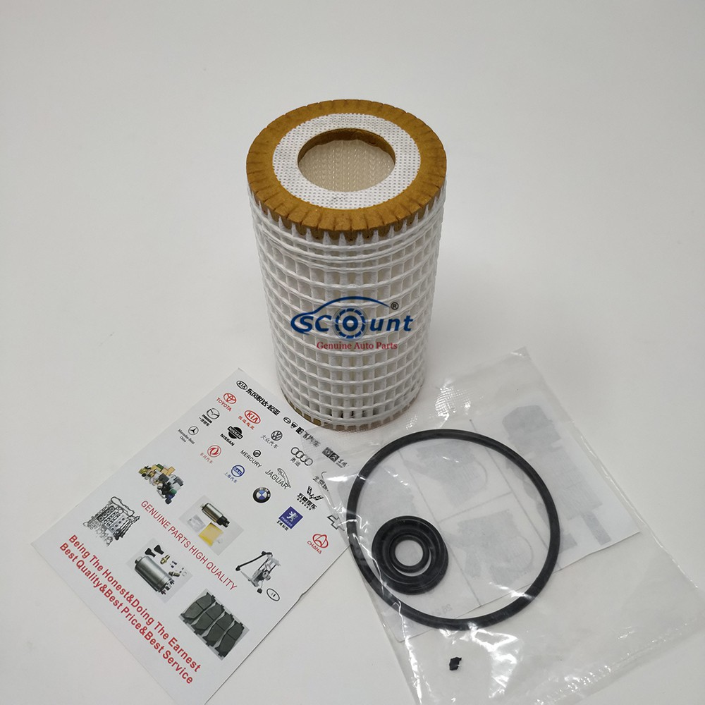 Scount Mercedes Benz Oil Filter E11HD155 0001802609 M112/M272 V6 W210 W211  W220