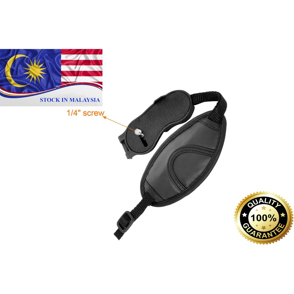 Camera Hand Grip for Canon EOS Nikon Sony Olympus DSLR (Ready Stock In Malaysia)