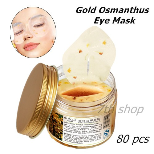 Skin Care Creams Lanbena Brand 24k Gold Collagen Eye Mask Anti Aging Wrinkle Eye Patches Serum Moisturizing Firming Dark Circle Skin Care 10pairs An Enriches And Nutrient For The Liver And Kidney