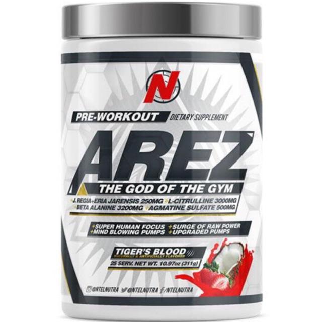 AREZ Titanium Pre Workout