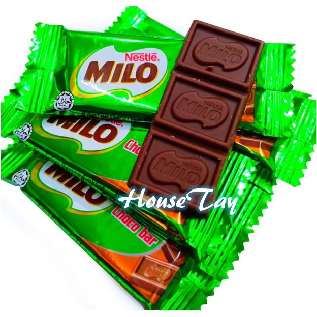 Nestle Milo Choco Bar 240g (40 x 6g)