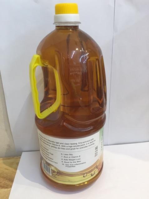 Premium Rice Bran Oil (2L) 高级米糠油