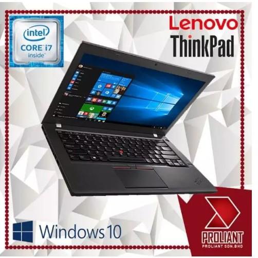 LENOVO THINKPAD T450s ULTRABOOK ULTRABOOK CORE I7-VPRO/8GB RAM/240GB SSD