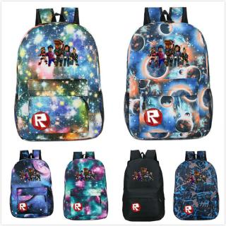 Anime Roblox Backpack Children Boys Girls School Backpacks Roblox Bag Children Cartoon School Bags Backpack 2020 New Kids Backpack Roblox School Bags For Boys With Anime Backpack For Teenager Kids School Backpack Mochila Shopee Malaysia