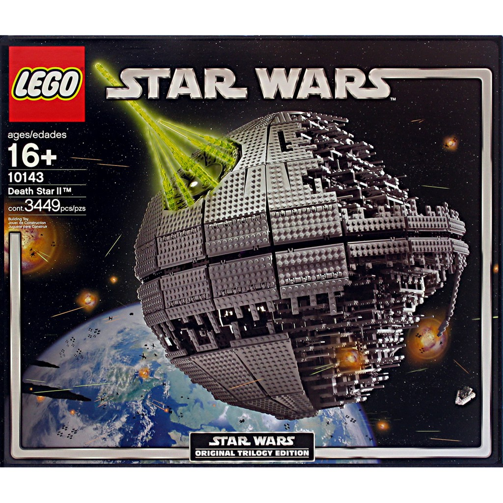 10143 Lego Ii Star Ucsused Death cTuF3lKJ1