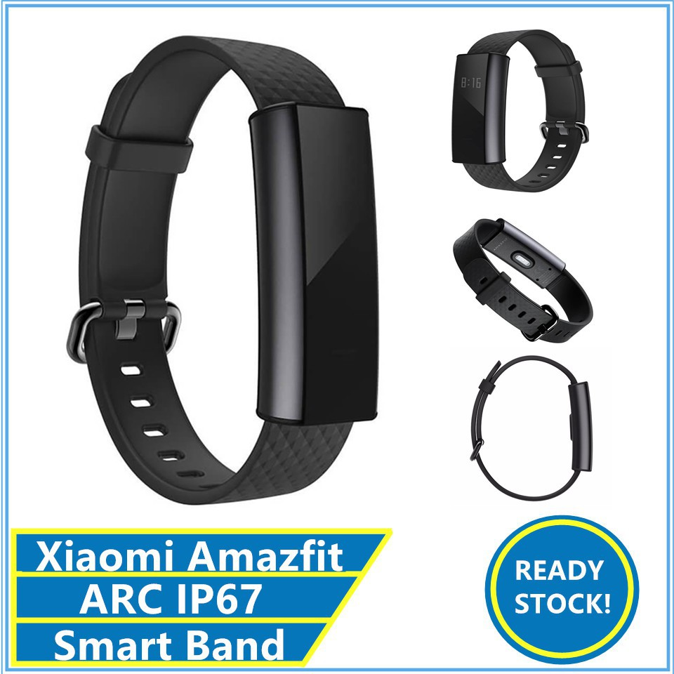 Xiaomi MiBand 2 OLED Heart Rate Premium Quality Replacement Hand Strap Charger | Shopee Malaysia