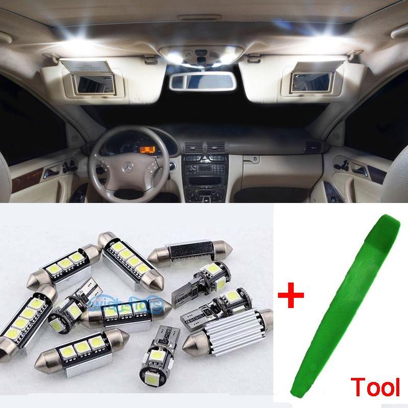 22Pcs Blue Interior LED Bulb Light Package full Kit For 2000-2006 BMW X 5 E53 M