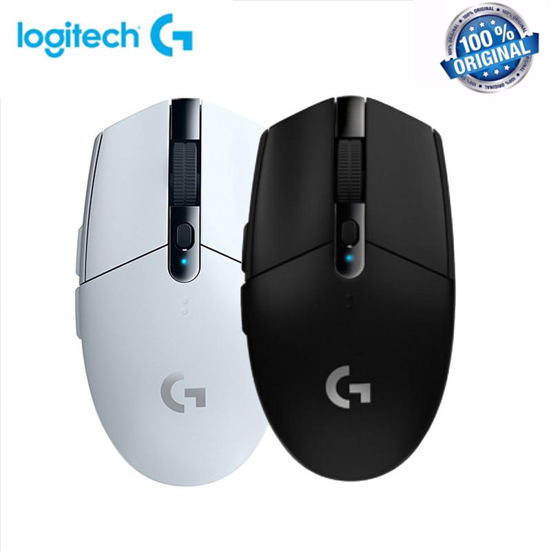 Logitech G305 G304 Wireless Mouse Gaming 6 Programmable Buttons 250H 12000  DPI
