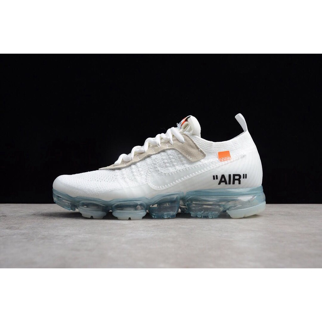 online shop size 40 cost charm Original nike off white Air max 270 vapormax sneakers men women running  shoes