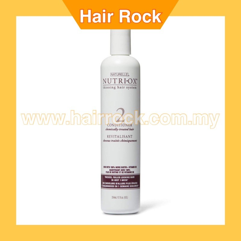Nutri-Ox Chemically-Treated Hair Conditioner, 12 Ounce